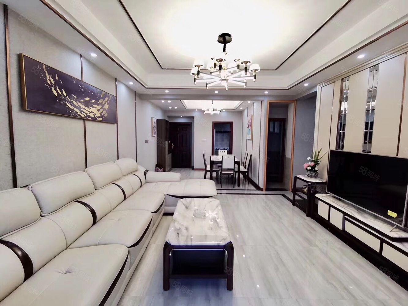 龙马大道边上学区房电梯豪华装修大4房业主诚心出售