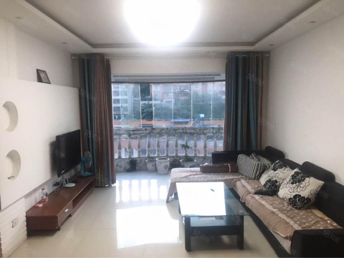 汇川杭州路西湖大楼精装三室两厅两卫出售家具齐全老证学区房