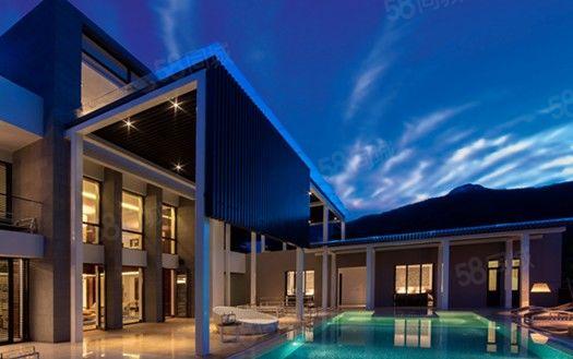 海棠灣100米親22公里海岸線(國廣)獨棟豪宅,私家高配套。