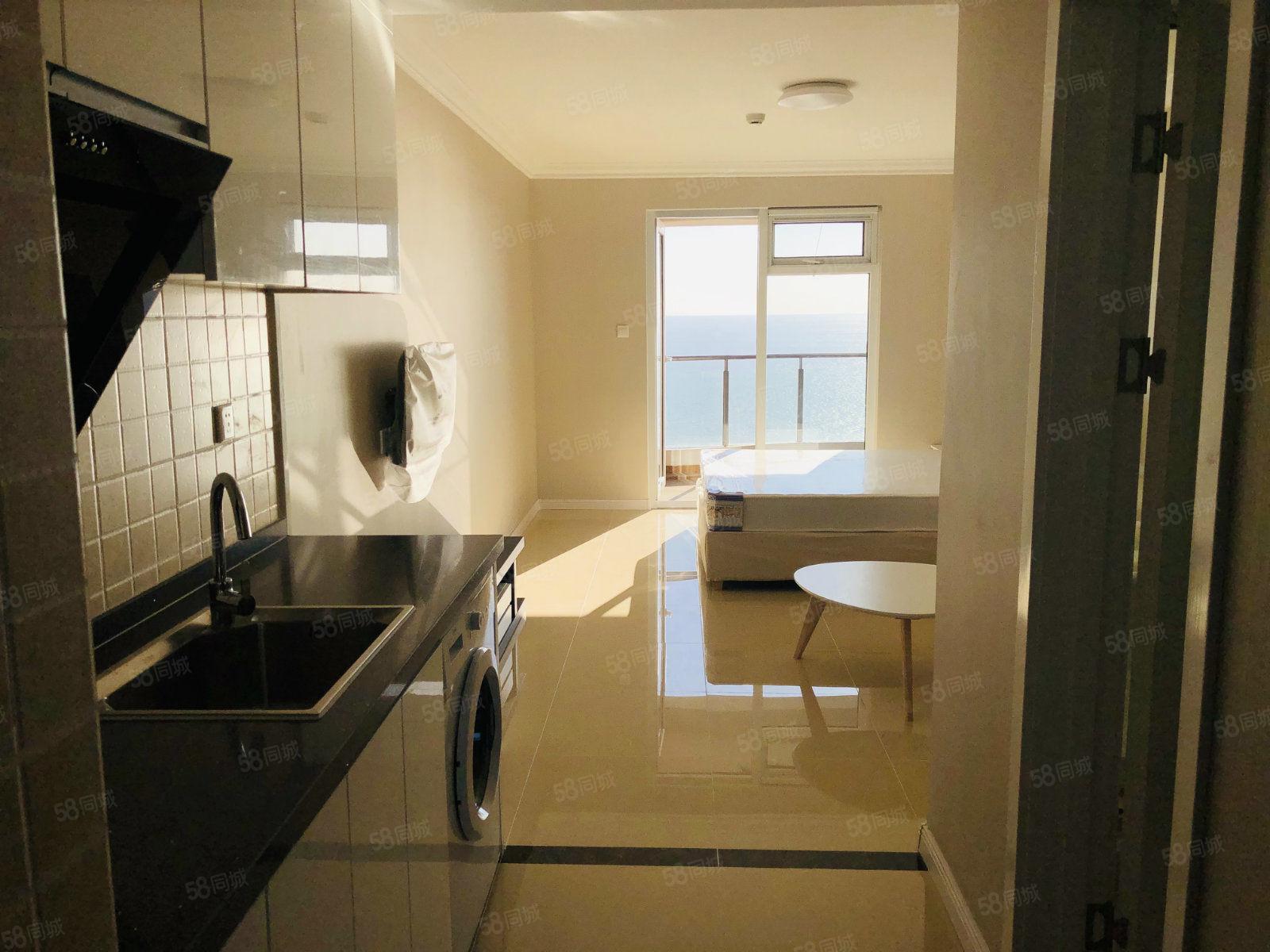 白金海東戴河海景房樓下就是海邊有房本售樓處賣沒了