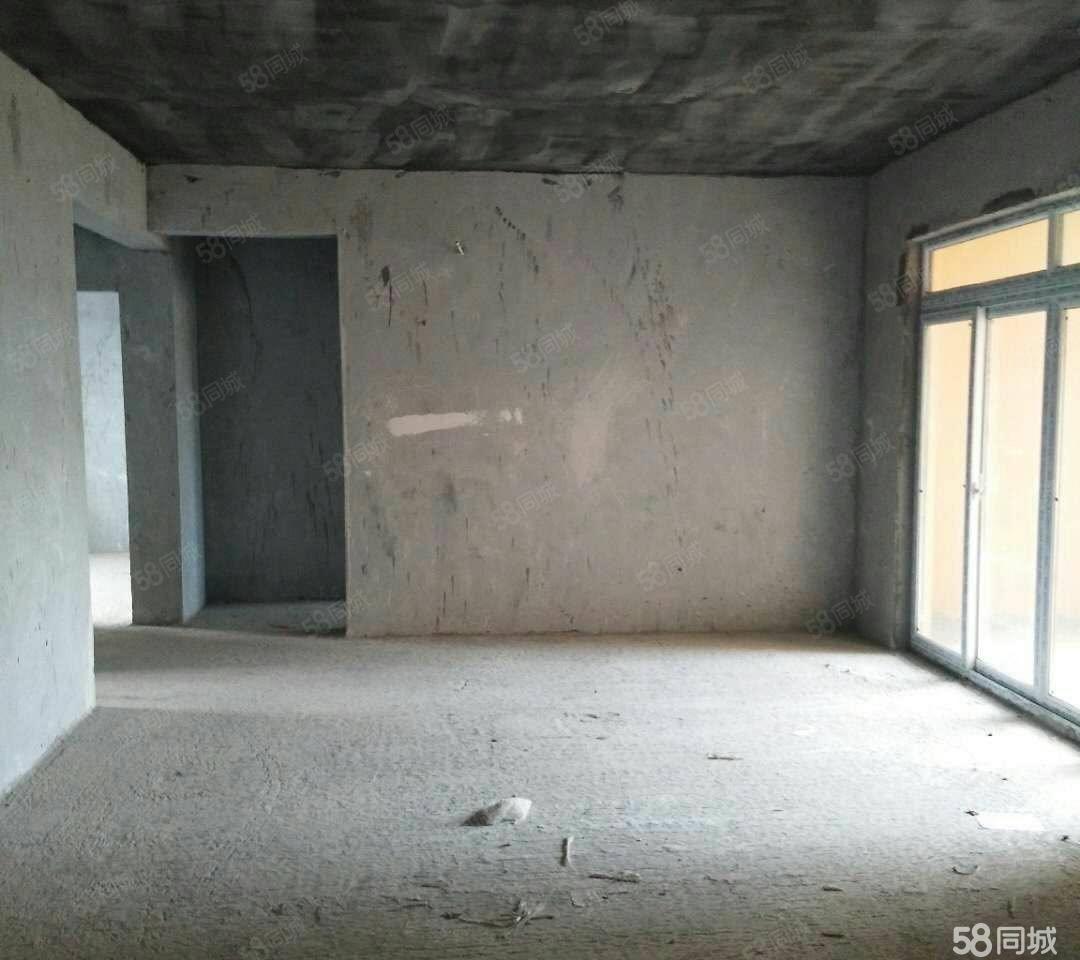 桐达山韵三室两厅毛坯带车位出售,手续齐全,可以按揭贷款
