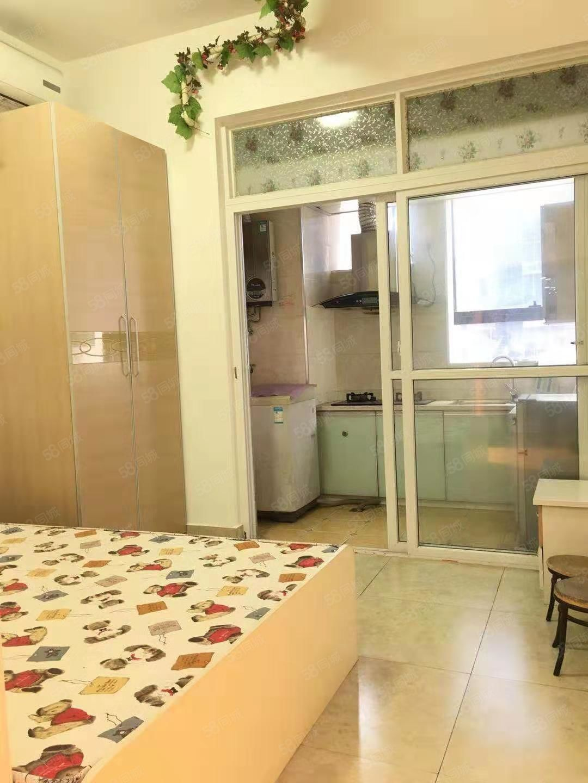 佳乐世纪领寓精装酒店式公寓诚心卖采光好即买即收租!
