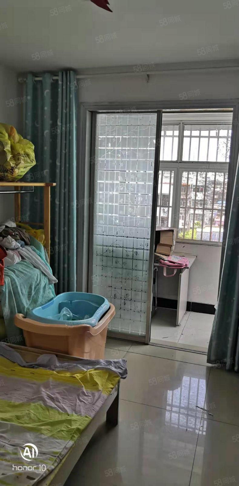 超實惠來襲新華學區廣廈家園105平3室簡裝61萬送車庫