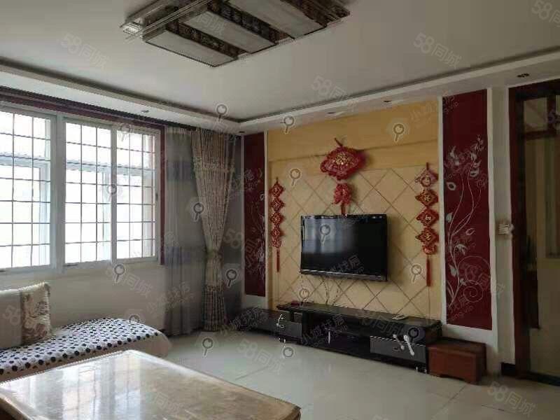 海華名園南北通透三室精裝帶車位帶地下室滿兩年有房本