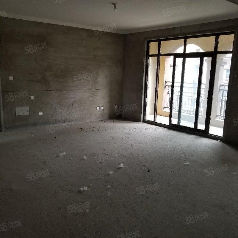 银基御府花园式电梯洋房三居五楼高品质建筑空间划分合理130万