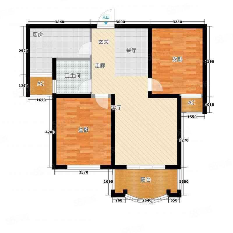 建业2室2厅1卫1阳台,正常首付随时看房