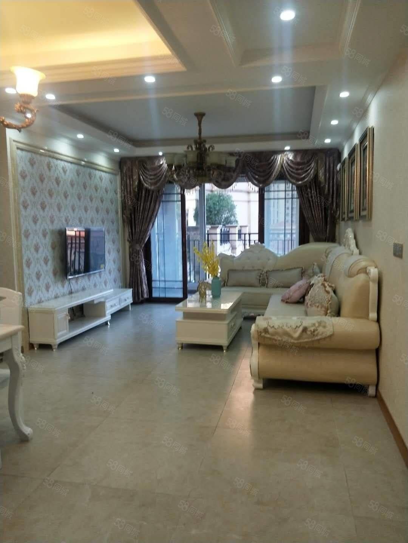 金科天籁城电梯精装三室品质小区环境好居家舒适。