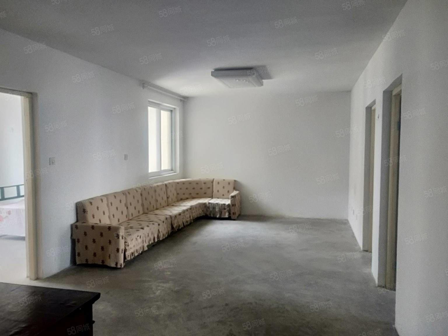 天下景城毛坯两室朝阳带车库有证可带款好楼层