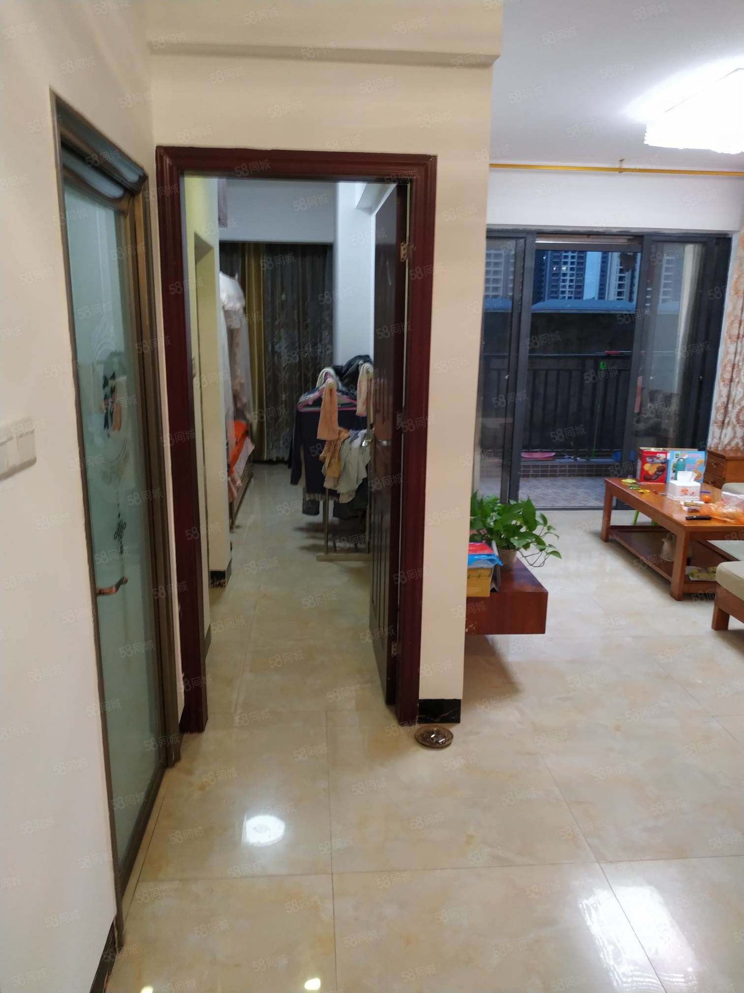 阳东致富名居128方精装三房向南售60万证过两年税费便宜