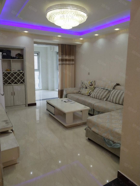 御园2室96平米精装家具家电齐全温馨干净拎包即住2200元