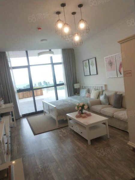 湖景度假公寓无忧托管9年高额租金收益抚仙湖广龙小镇