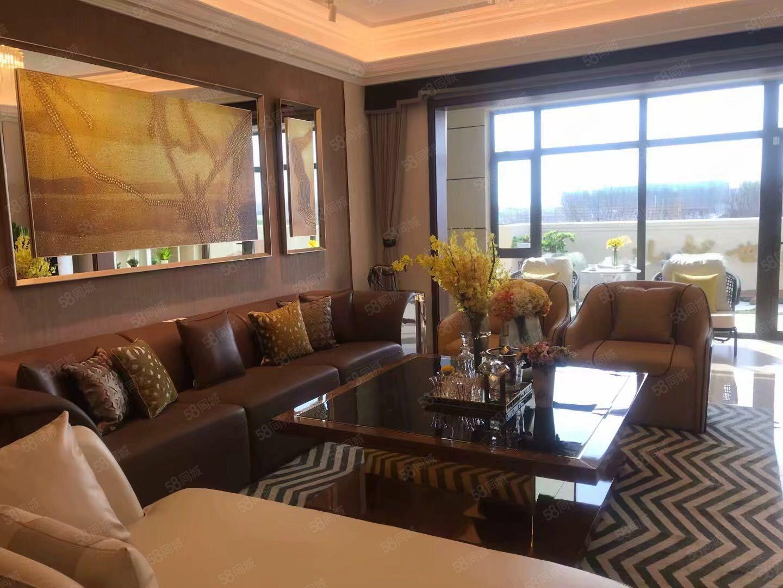 加州锦城6楼家具家电齐全能随时看房!