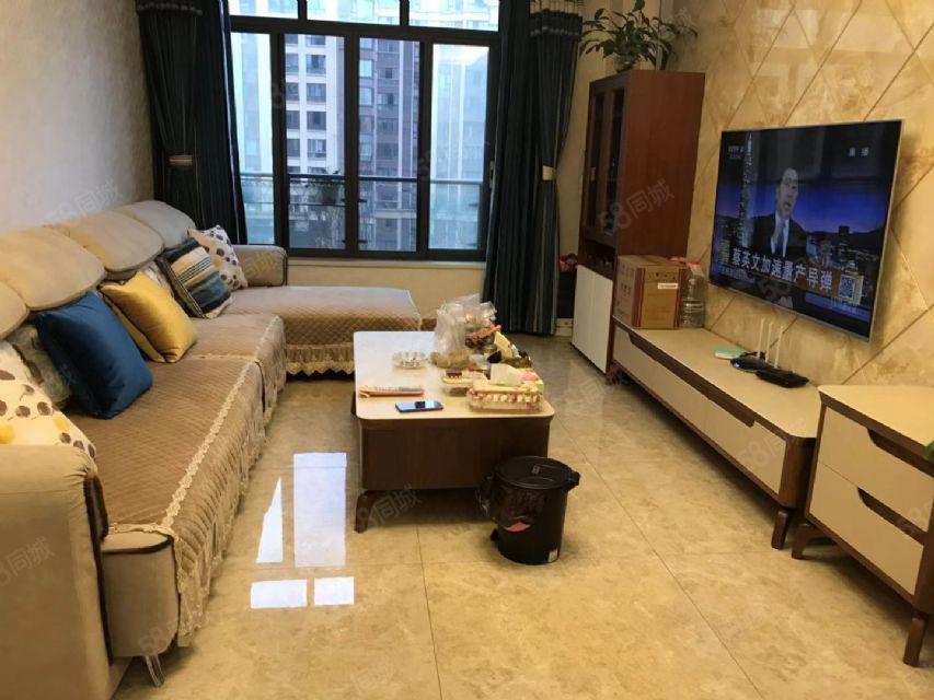 上江北邦泰公馆精装两室送品牌家具电器