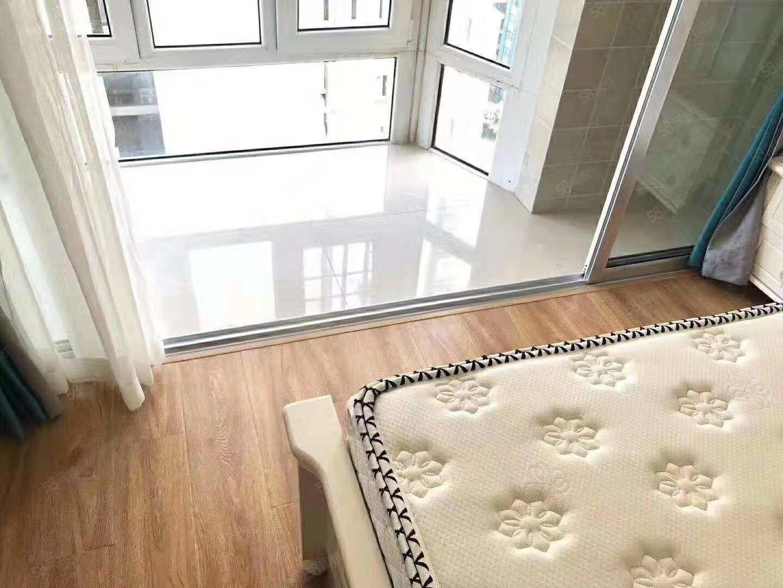 出售太 阳城小两室 高铁新区 新装修高层 拎包入住59.8万