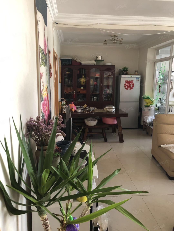 桂山路中段泰华园小区低层精装小三室,户型方正,房东急售