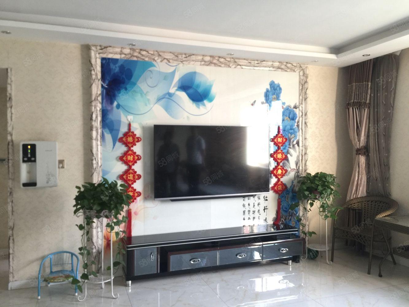 出售青青家園三室兩廳兩衛,126平米,精裝修拎包入住