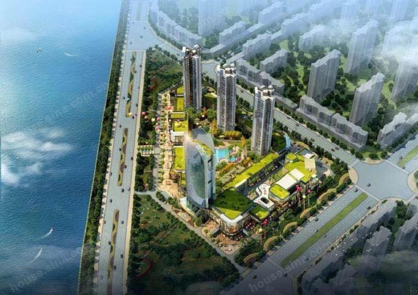 绵阳市城南新天地就做马云的房东商铺居然之家,小投资