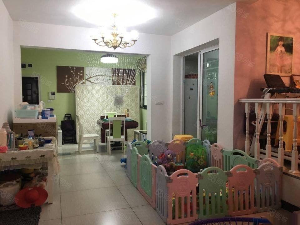 江华小区绿化率高,大户型5室2厅2卫精装修周边设施齐全
