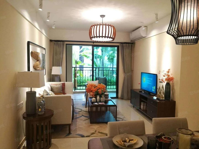 老挝磨丁单价4500精装两居首付6万起享国内外免.税