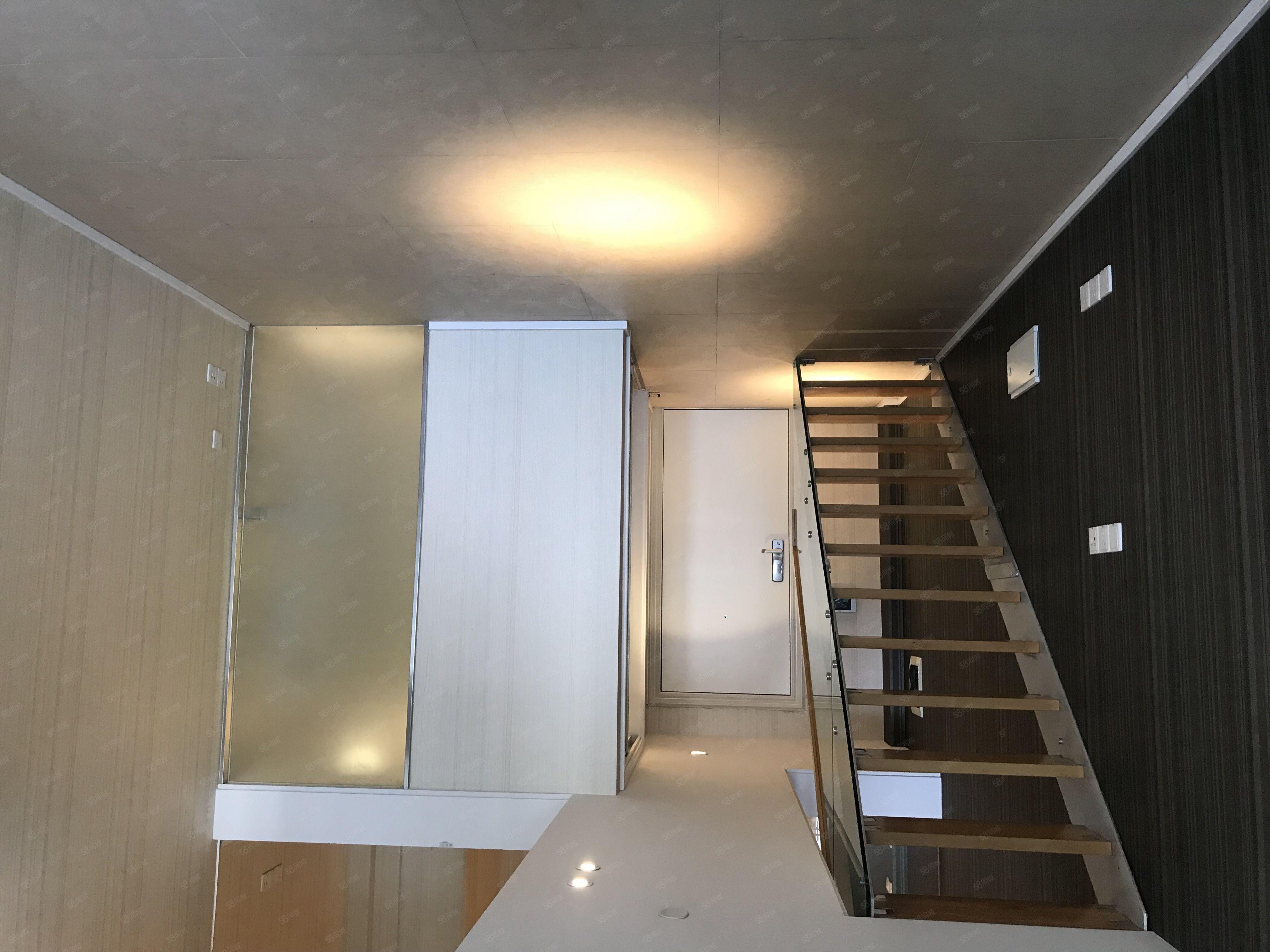 高新區金東岸旁翡翠灣精裝復式45平朝南僅售73萬隨時看房