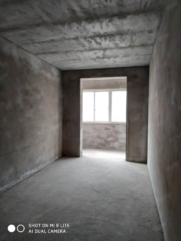 毛坯现房大产权三室两厅两卫明亮户型看房方便