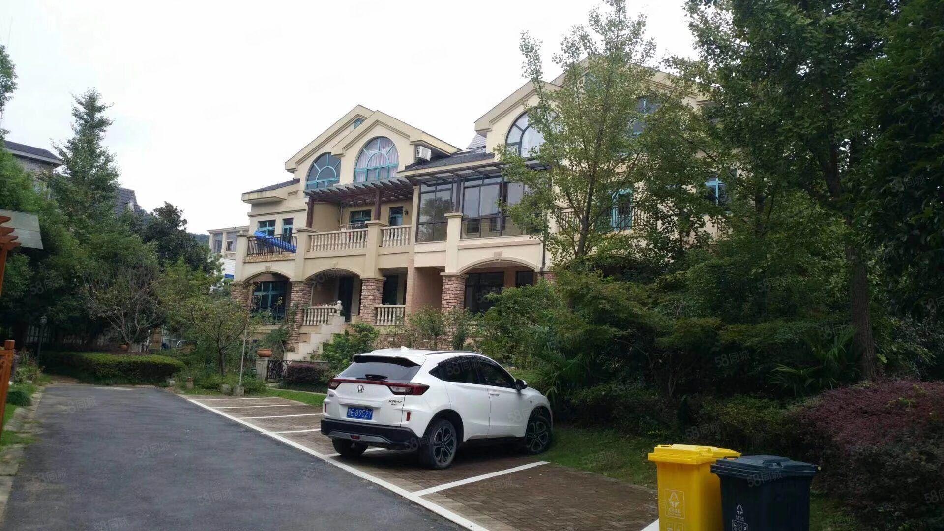 华盛达边套别墅紧邻莫干山人气旅游旺地房东急低于市场价