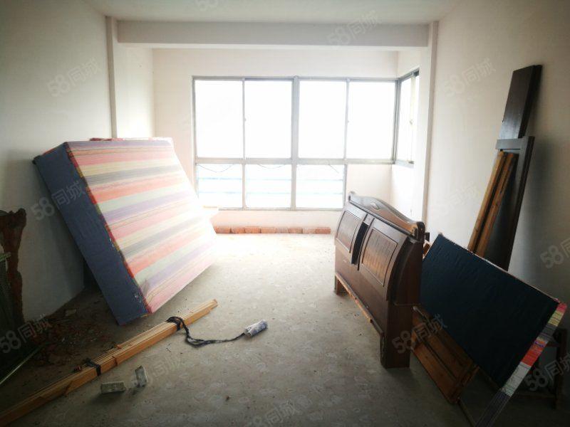 后塍新房源小套毛坯两室两厅一卫南北通透价格低于市场价
