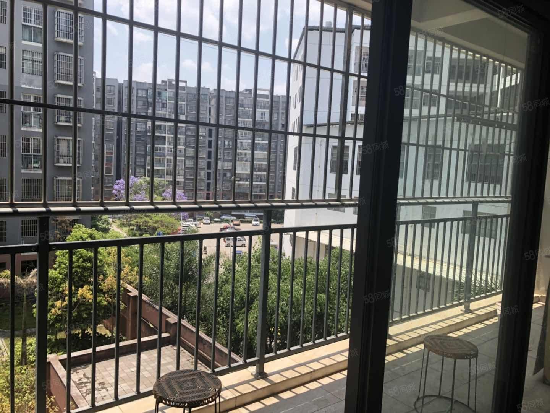 阳光新城二期城中繁华地段空房可办公居住!大平房四居室!
