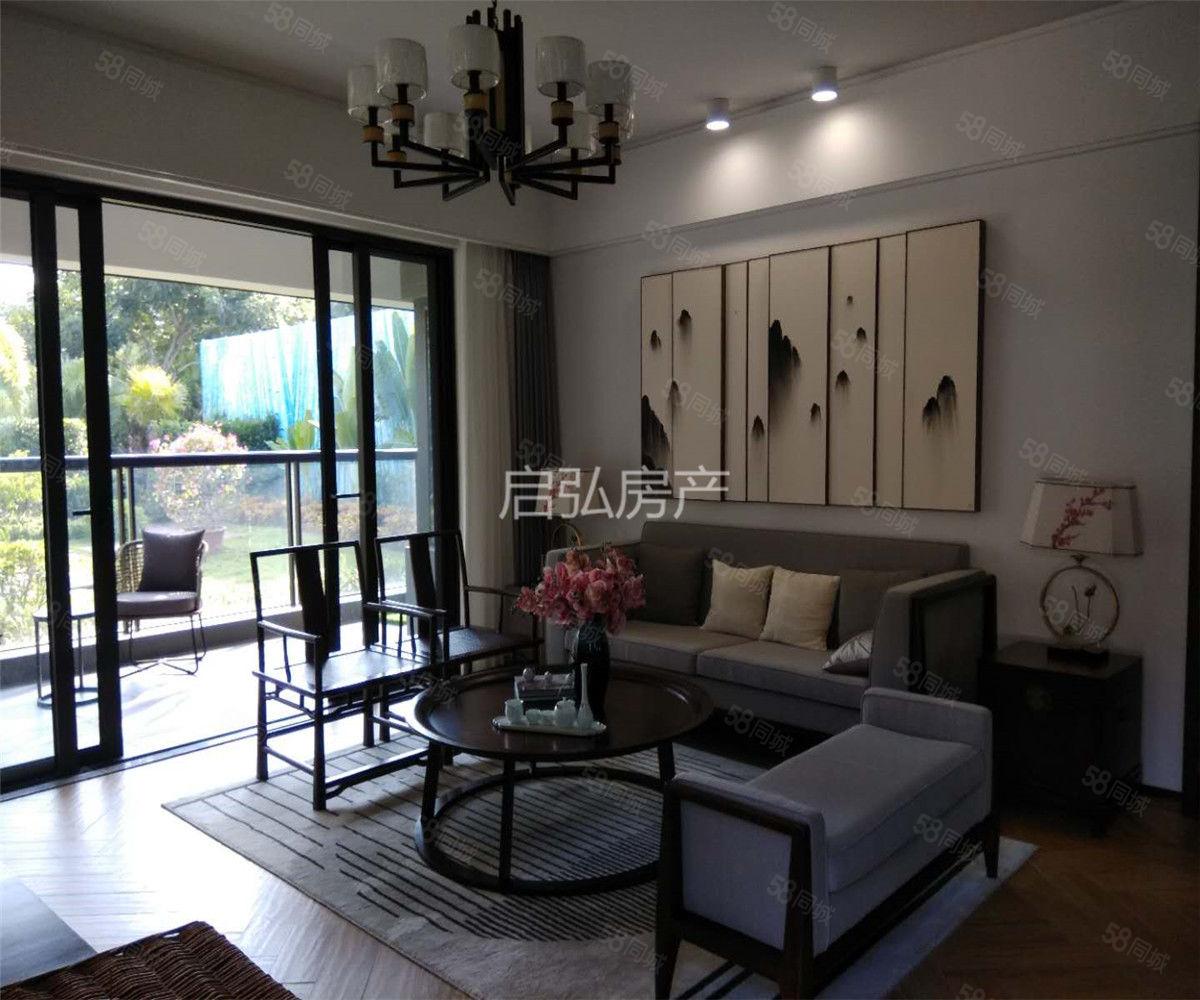 海棠湾8号温泉入户精致4房南北通透国家海岸上的疗养住宅