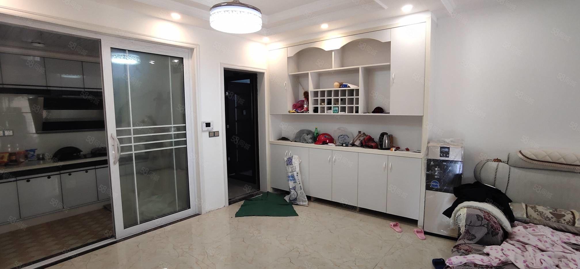 金科高层109平米精装三室两卫急售87.8万