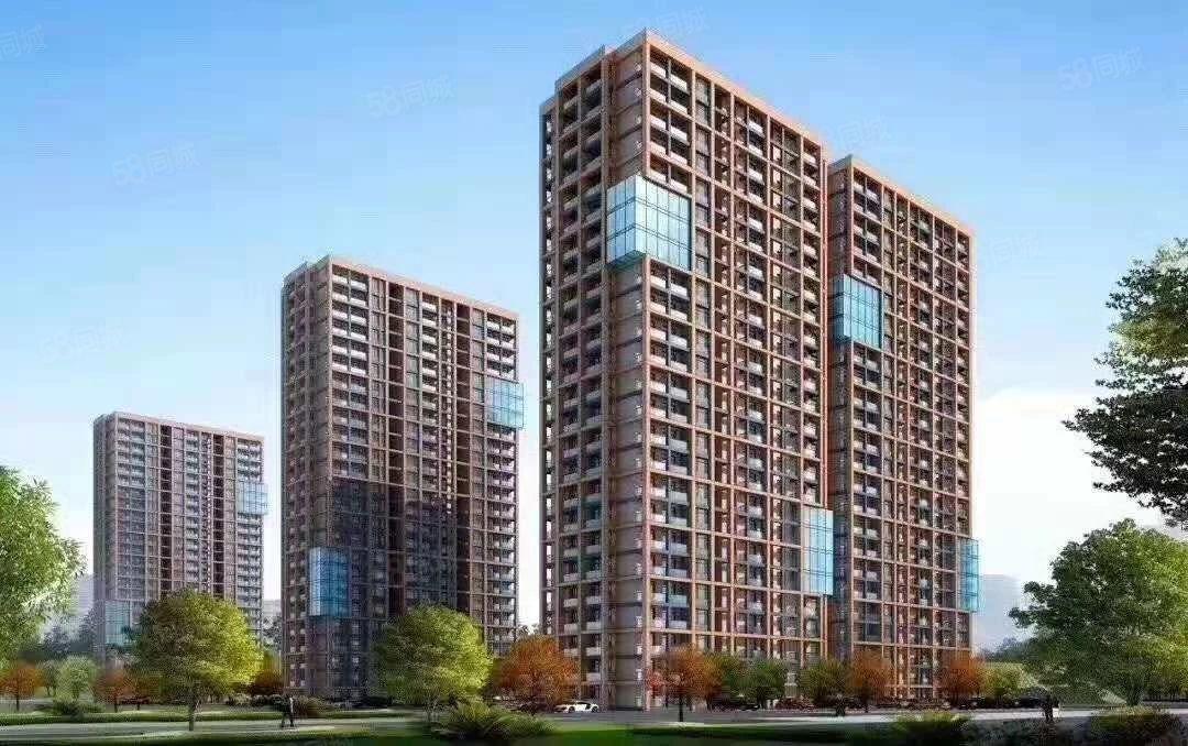 临港高铁附近天立丽晶港住房总价52万3室2厅2卫单价4200