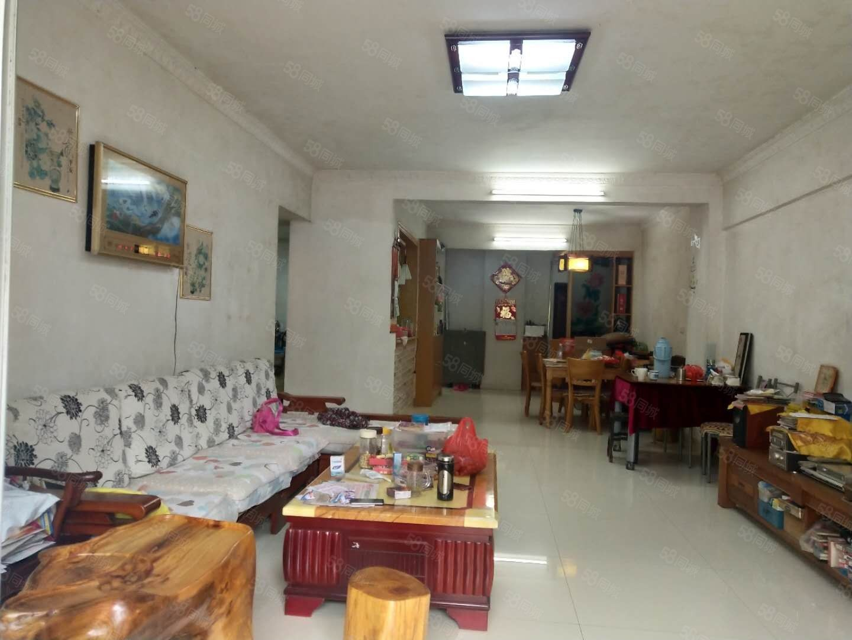 云龙小区精装3房2厅2卫136平送30平米露台向花园向江