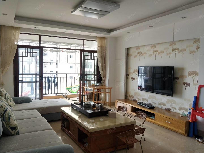 丽水鑫城电梯3房出售坐北朝南南北通透三面采光中等装修