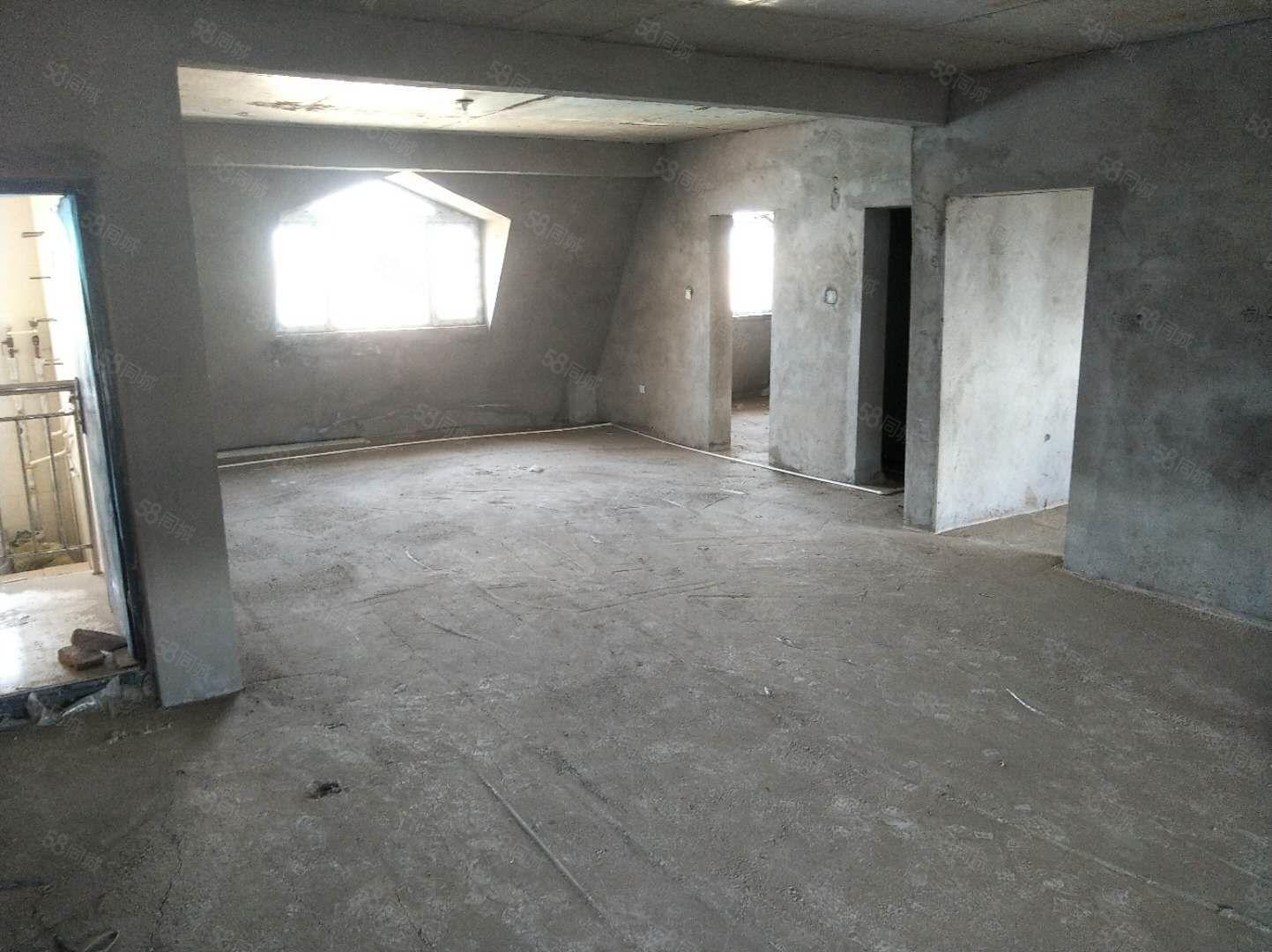 一小四中7樓103平毛坯2室1廳直接更名8萬