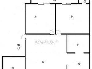 博雅花园电梯三室、3500一平,亏本出售,签一手合同!