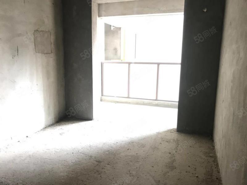 華耀天城毛坯三室兩廳兩衛中間樓層南北通透雙陽臺