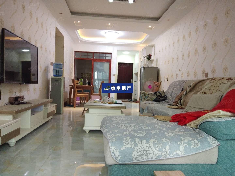 金桥仁湖花园一期精装两室拎包即住可年租半年付不讲价