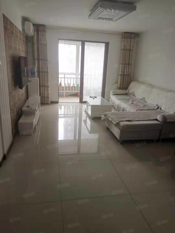 禧福荷塘精装两室全新家具家电齐全拎包入住包物业可议