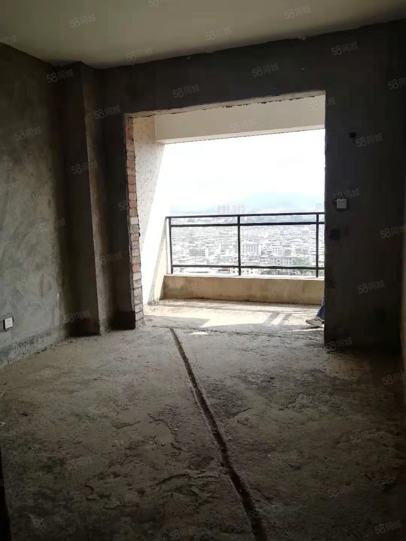 帝豪时代广场一期复式楼4房现房现住