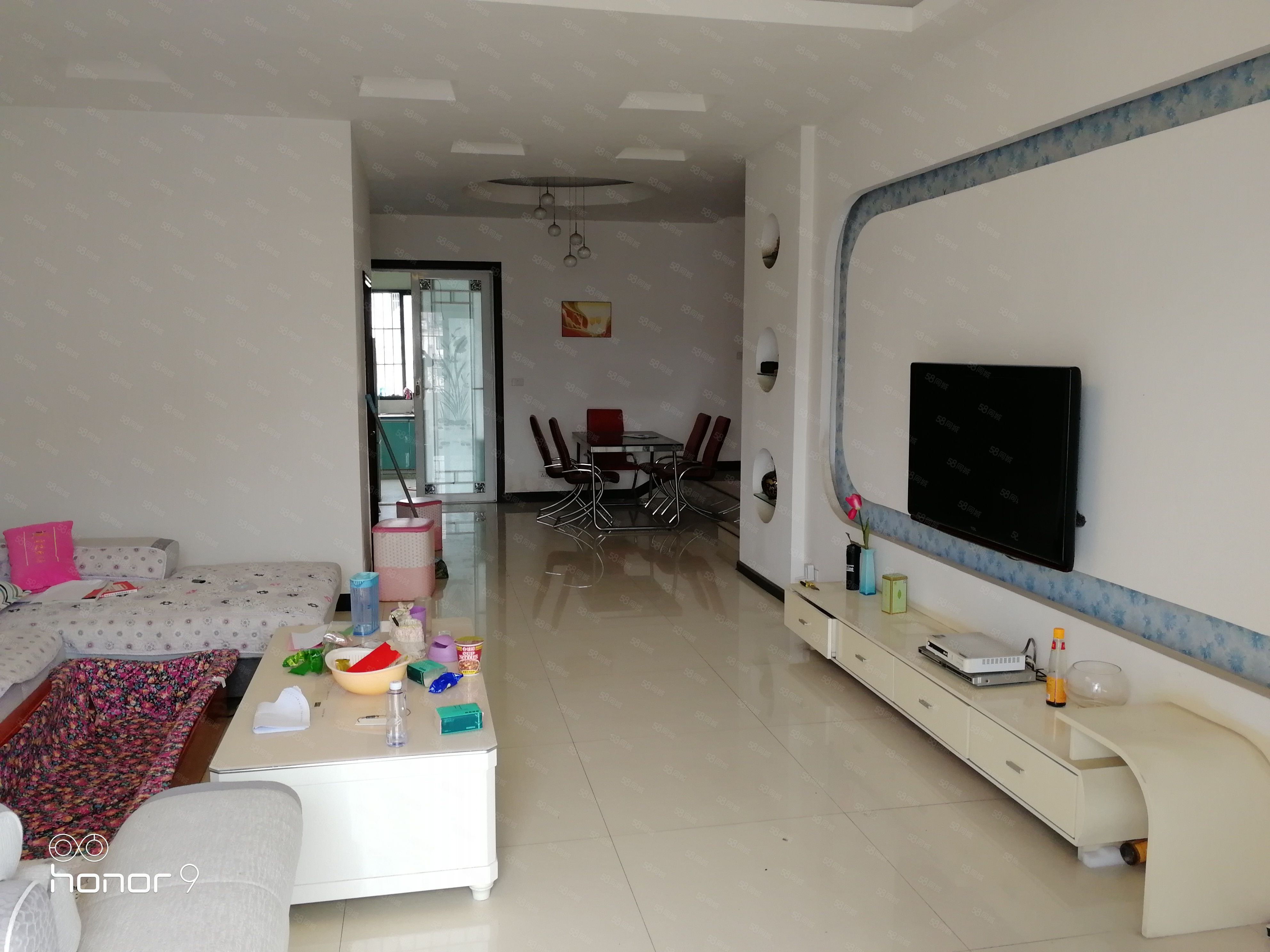 滨江花园复式楼五室两厅三卫220m56.8万关门出售