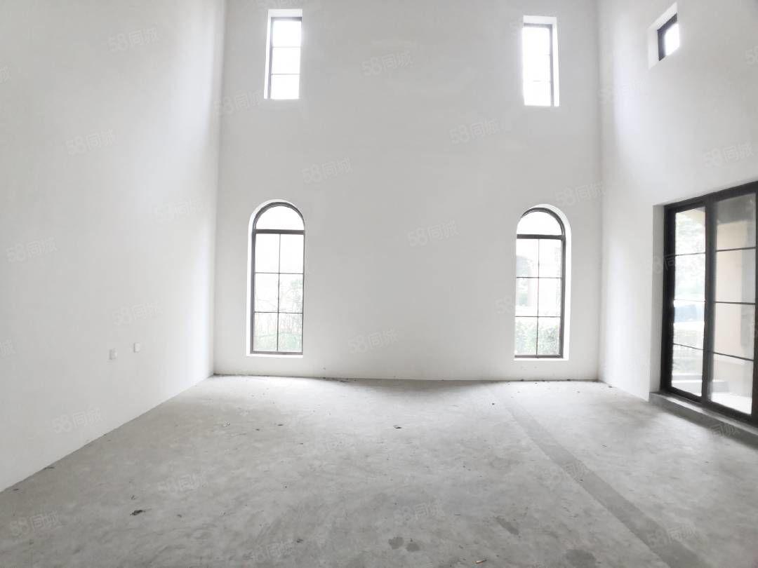 中信云栖谷二期独栋现房带大花园清水四室带车位满两年