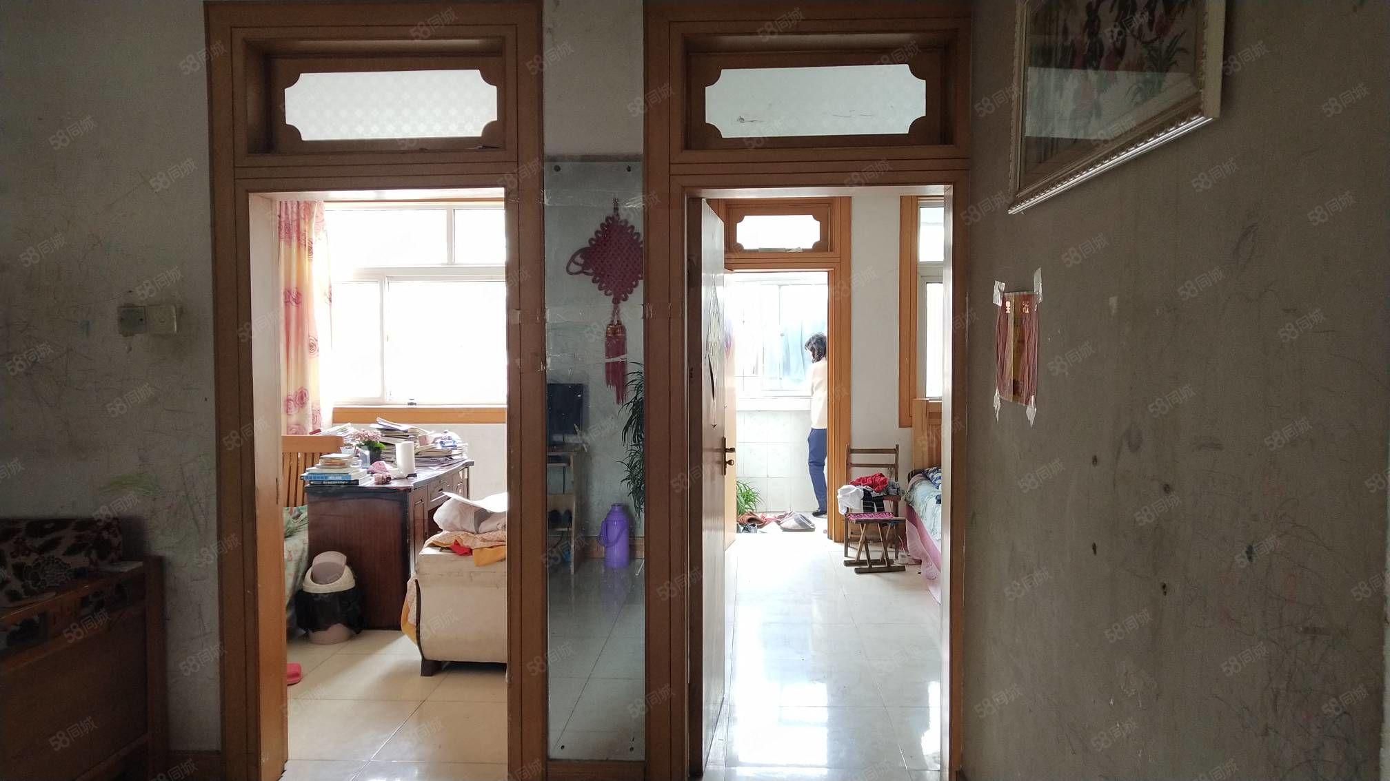 嘉祥演武小区县社家属院84平方储藏室10平方满五唯一46万
