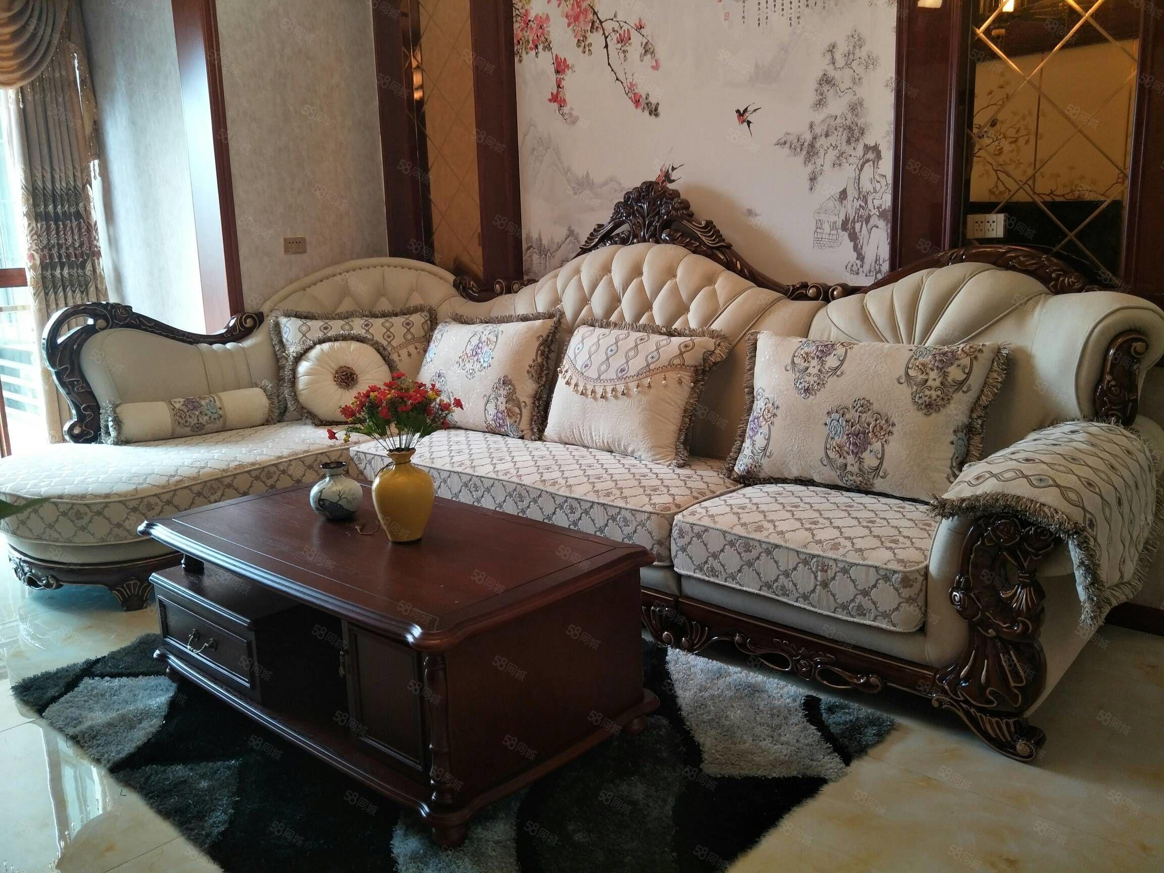 新中式精装修三房,主卧超大,楼层非常不错,点开有惊喜