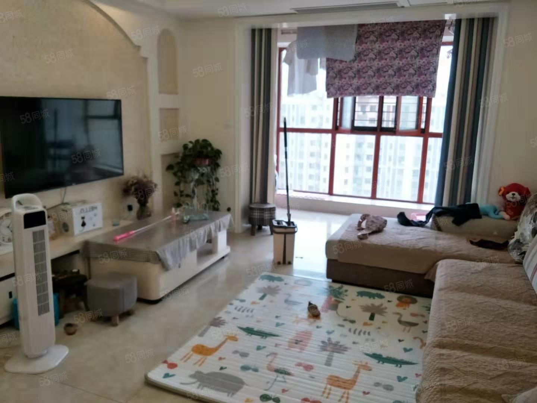 东来尚城精装三房,家具家电全送,有证满两年可分期