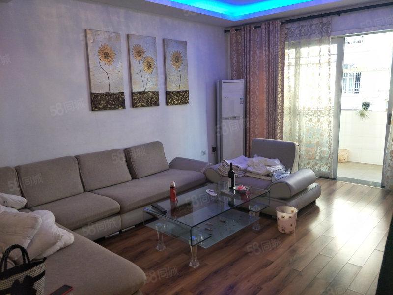 金滩广场对面小区.3室.家电齐全.环境安静舒适