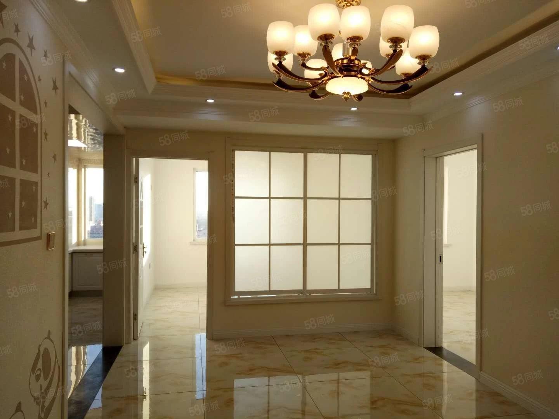 《多套青橙社区房源》19楼70平米新装修地暖包更名入住需全款