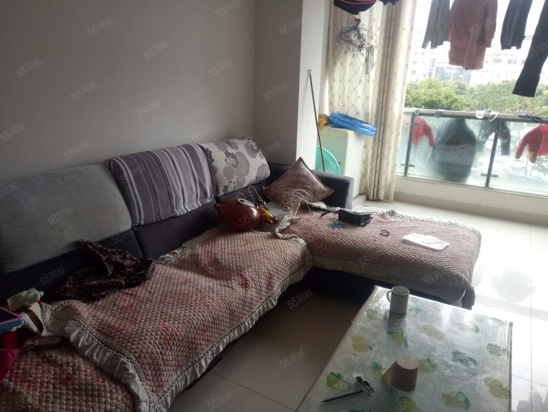 凯丽滨江精装两房家具家电齐全随时可看房