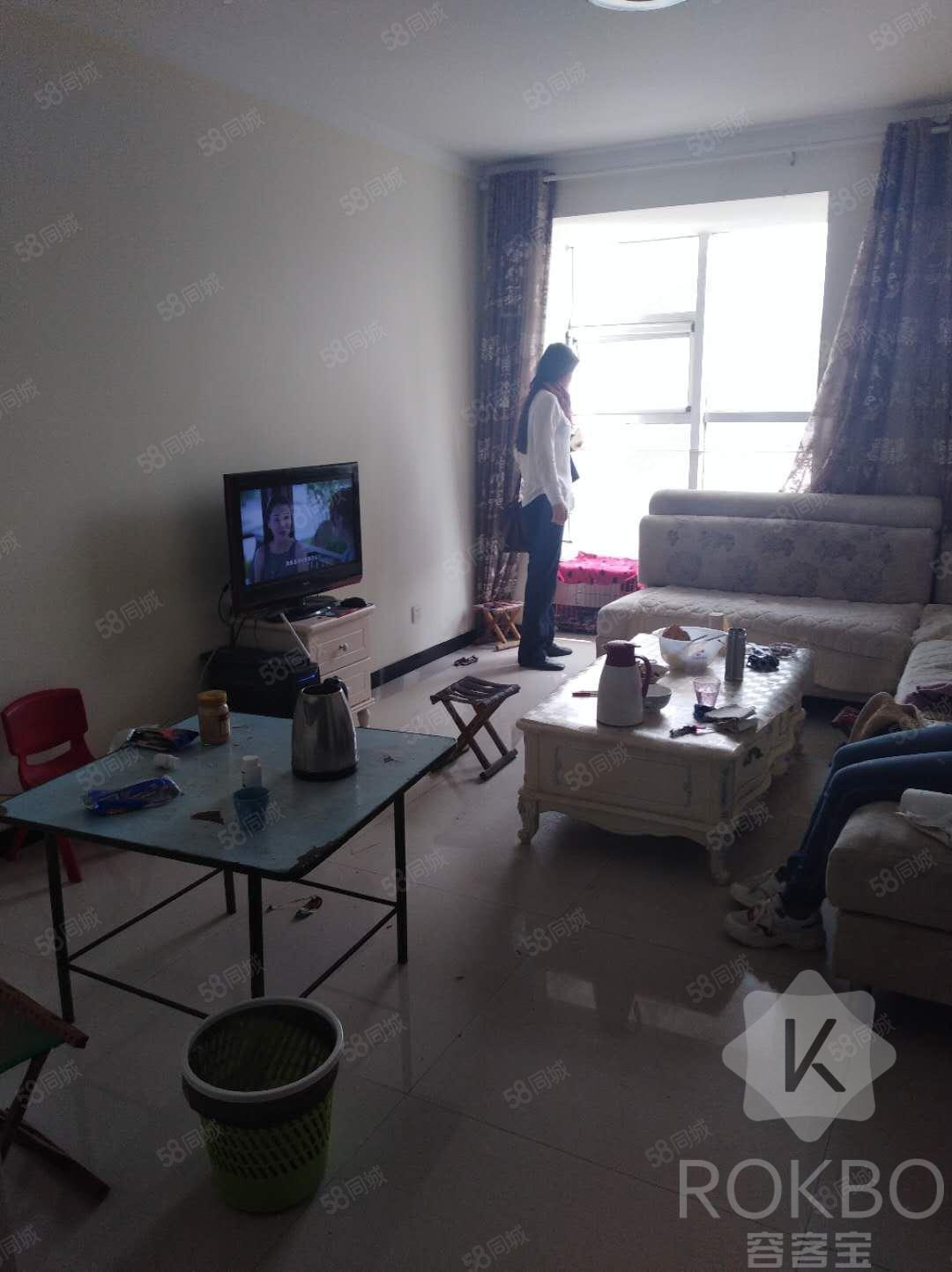牡丹新城南区两居室49万,送储藏。