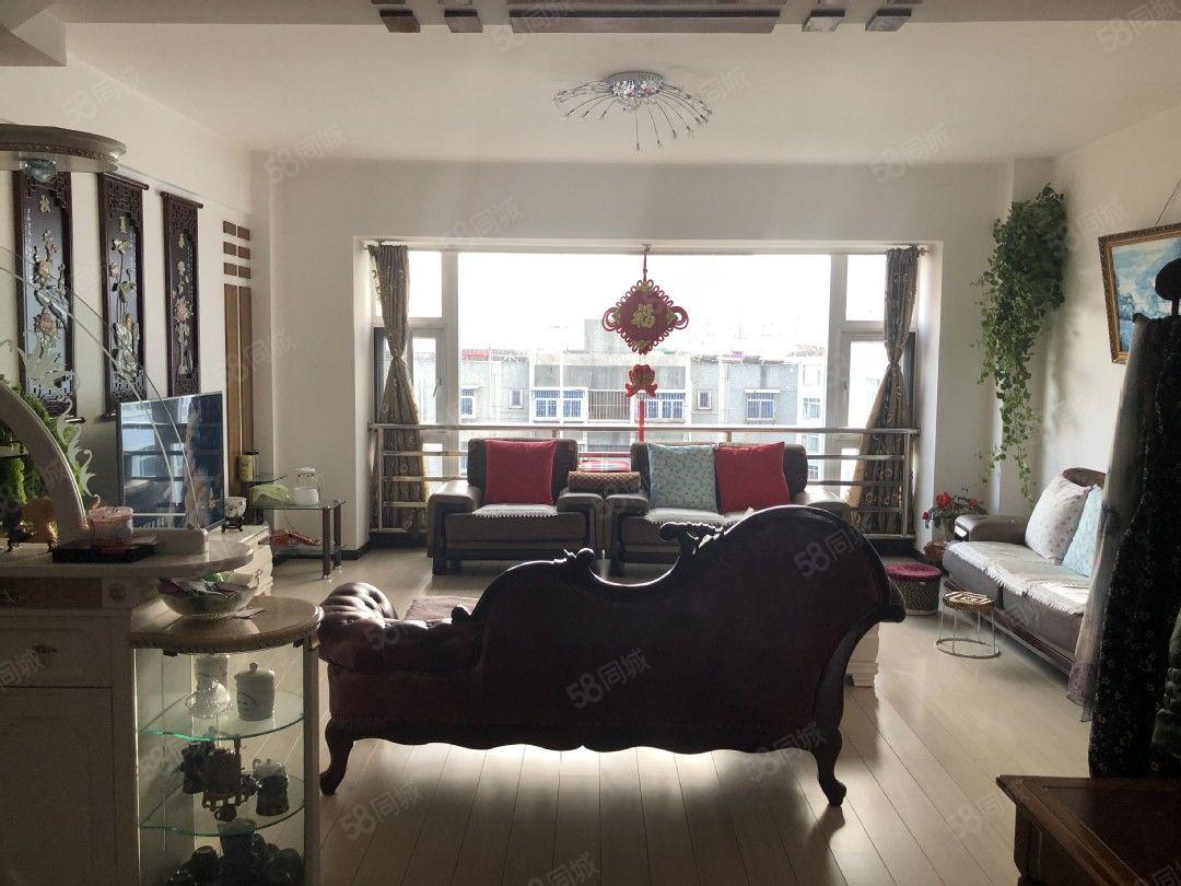 北区沃尔玛旁茫涌小区公路局宿舍精装5房业主诚心出售