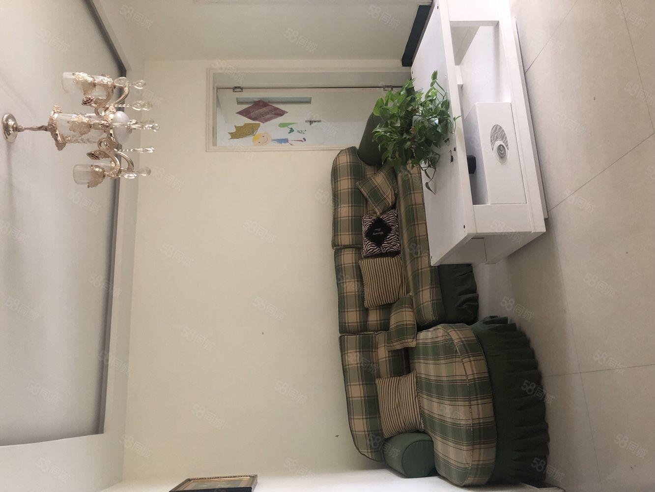 中央花園三室兩廳一衛精裝帶家具家電65萬老證可分期